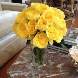 Egg Yolk Roses