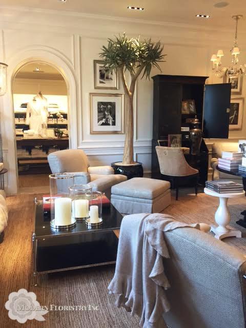 Ralph Lauren Store Interior